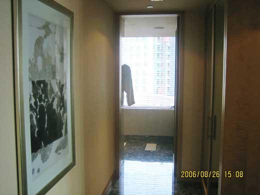 インターコンチネンタル フィナンシャルストリート北京の客室内部