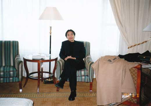 ザ・ペニンシュラ北京の客室内部