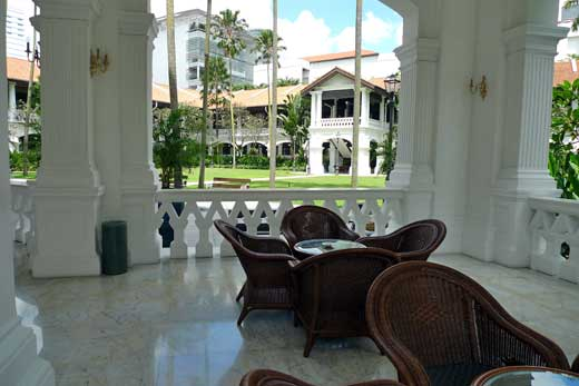 ラッフルズ・ホテル