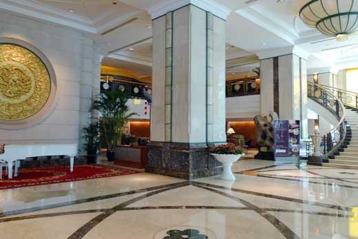 シェラトン南京キングスレーホテル&タワーズ