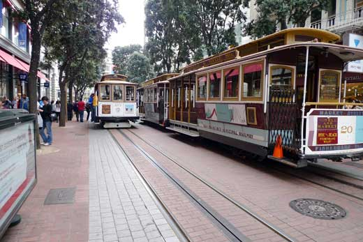 サンフランシスコ-街の様子