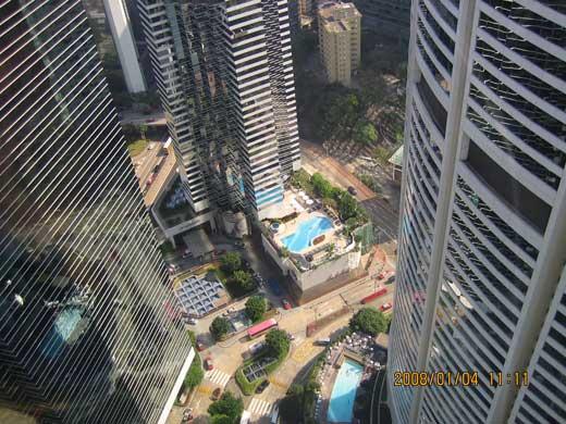 コンラッド香港