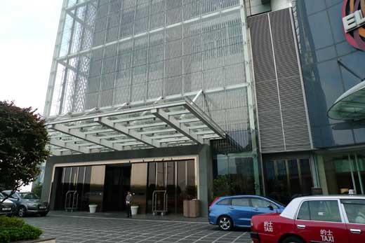 Wホテル 香港
