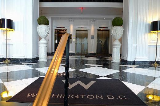 W ホテル、ワシントンDC