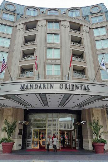 マンダリン・オリエンタル、ワシントンDC