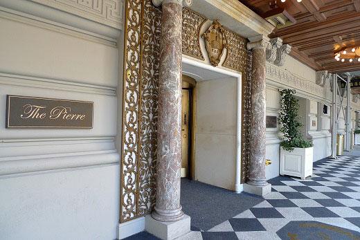 ザ・ピエール、タージホテル