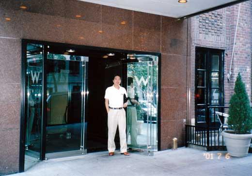 Wホテル、ザ・タスカニー/ ザ・コート
