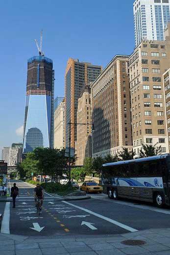 ニューヨーク - 街の様子