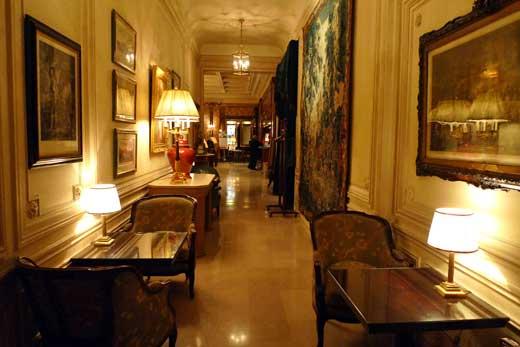 ホテル ウェストミンスター、パリ