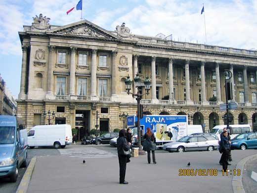 パリ - 街の様子