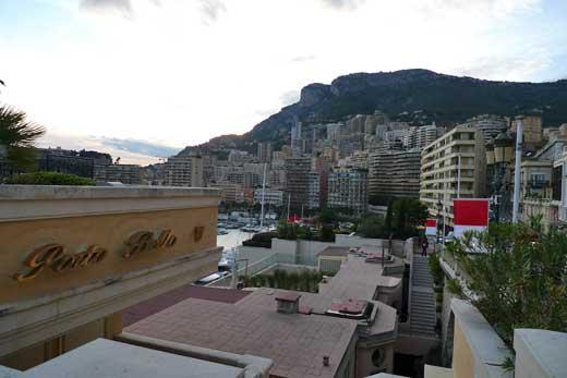 モナコ、モンテカルロ - 街の様子