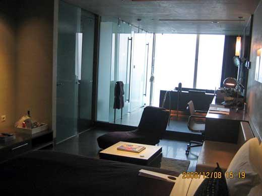 W ホテル、ソウル