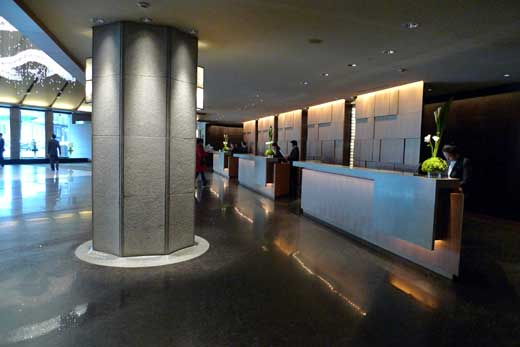 新羅ホテル、ソウル