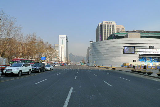 ソウル - 街の様子