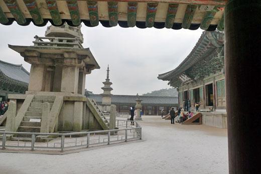 慶州「仏国寺」