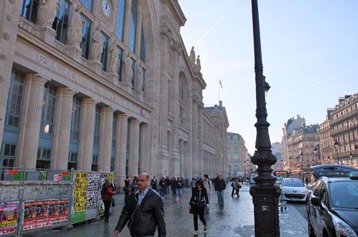ユーロスター、パリ-ロンドン間