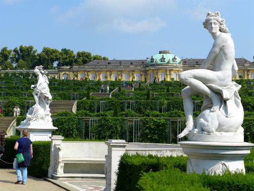 サンスーシ宮殿の画像 p1_5